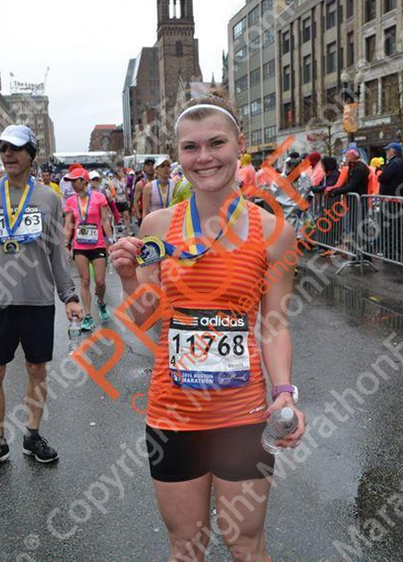 Faking it. Though I guess I was happy in between finishing and getting cold - short window!